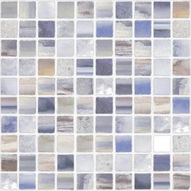 Mosaico Acuarela Azul | Hispania Cerámica